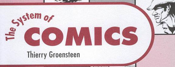 A System of Comics by Groensteen