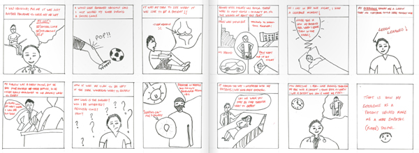 Graphic Medicine: Comix Pathographies